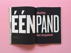 Vol van Leegstand | Peter Kortleve