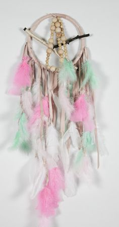 Stylish Dreamcatcher - DIY made by Lisa Grue and Denis Sytmen.