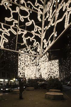 Christmas Lights Berlin 2013 / Brut Deluxe by Miguel de Guzmán
