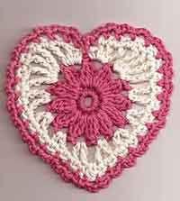 Floral Heart Motif