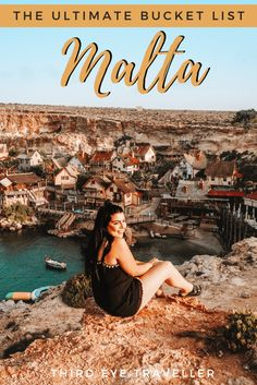 This is the ultimate bucket list for Malta! All the things you can get up to on this beautiful diverse Island. Things to do in Malta Top Travel Destinations, Europe Travel Guide, Budget Travel, Road Trip Europe, Roadtrip, European Travel, Travel Inspiration, Travel Ideas, Adventure Travel