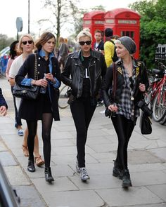 Alexa Chung, Agnes Deyn and Pixie Geldof Chic Outfits, Style, Star Fashion, Alexa Chung Style, Clothes, Fashion, Fashion Inspo, Lovely Clothes, Street Style Inspiration