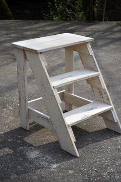 Ana white build a vintage x back step stool end table free and vintage step stool end table in 11 and 112 do easy diy projectshome solutioingenieria Images