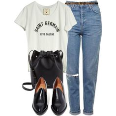 Untitled #5683 by laurenmboot on Polyvore featuring Loft Design By..., Jeffrey Campbell, Mansur Gavriel, Dorothy Perkins and Topshop