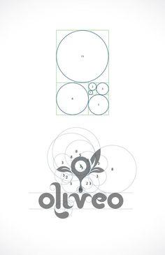 Oliveo is a Spanish based Olive Oil Company. Oliveo Olive Oil logo by Studio, via Behance Brand Identity Design, Icon Design, Design Art, Branding Design, Corporate Branding, Logo Inspiration, Packaging Design Inspiration, Logo Generator, Golden Ratio In Design