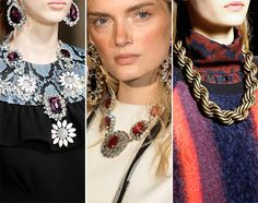 Old-World Jewelry Pieces  Fall/ Winter 2015-2016 Jewelry Trends: Vintage Jewelry