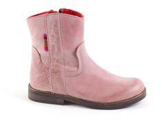 Koel4kids Willemijn laarsje  pink  (maat 28-40)
