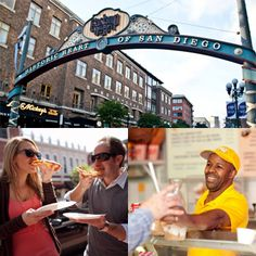 Gaslamp Quarter Historic Food Tour: Explore San Diego's Gaslamp Quarter on this historic food tour where you will get a taste of the city's rich history and culture and enjoy some tasty treats along the way! #GaslampDistrict #SanDiego #FoodTour
