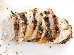 Low Sodium Chicken Recipes: Herb Roasted Chicken