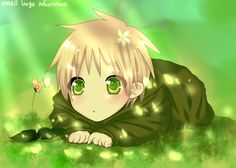 Small Large Adventures by 若宮…- Hetalia - England / Arthur Kirkland