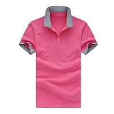 01da36c3d81 2017 new trends men s summer cotton male short-sleeve polo shirts turn-down  collar