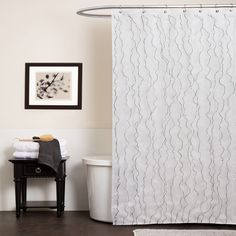 Special Edition by Lush Decor Romana Shower Curtain