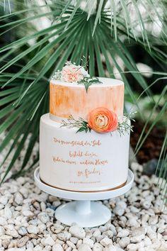 Hochzeitstorte mit Spruch (1)