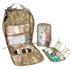 FirstSpear, LLC :: Packs & Bags :: Medical Trauma Assault Pack (MTAP), Thin Profile