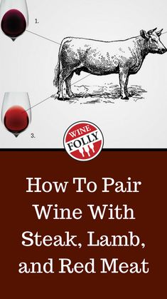 Best Wines for Lamb, Beef, and Steak