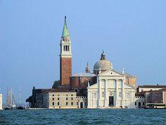 Venice - San Giorgio Maggiore Church