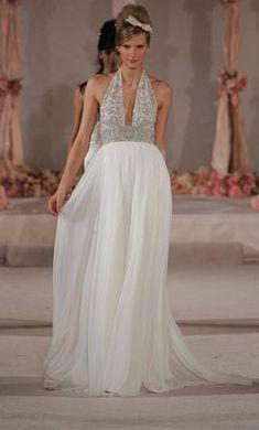 Reem Acra Dancing Queen, $910 Size: 8 | Used Wedding Dresses