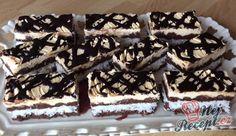 Křehký, lahodný a šťavnatý - Hříšný mrežovník Salty Snacks, Cake Cookies, Nutella, Tiramisu, Rum, Food And Drink, Sweets, Candy, Chocolate