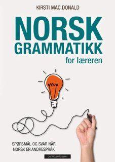 Image for Norsk grammatikk for læreren from Norli