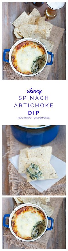 Spinach-Artichoke Di