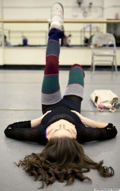 Huffington Post:  Ballet Dancers Explain Those Signature Leotards, Leg Warmers And Other Style Secrets