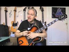 Fusion Essentials - Outside Improvisation - Melodic Minor Superimposition Part One - YouTube