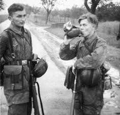 Fallschirmjäger…Normandy