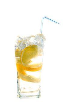 Lemon Water every morning