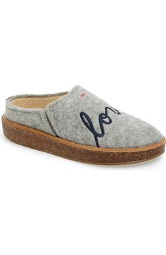 ED Ellen DeGeneres 'Tillie' Scuff Slipper (Women) available at #Nordstrom