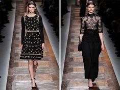 Valentino Fall 2012   Paris Fashion Week