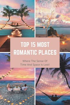 Get ready to explore the most romantic destinations and spend some wonderful time. Choose your dream destination for your honeymoon or a romantic break to remember forever!. Beautiful romantic destinations. #romanticdestinations #romanticgetaways #romanticplacestotravel #honeymoon #honeymoongetaways #honeymoondestinations #romanticplaces