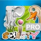 iSmarty PRO - An app for 2 year olds.Listen to the instructions and help baby animals find their mommy.