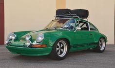 """1972 Porsche 911 S/T """"Tribute car"""" Photo by: Mark Elias"""