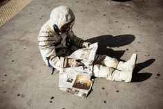 Lost astronaut by Alicia Framis