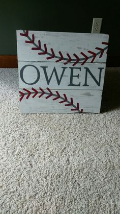 Baby owens gift