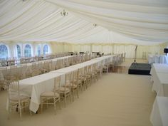 Standard trestle seating - #marqueehireuk #marqueehire #Notts #Derby #Leicester #weddings #corporate #events