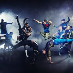 Breakdance, Group , Crew