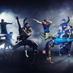 Breakdance, Group , Crew