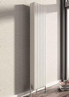 Special Design Aluminium Heated Towel Rails Radiator Carisa Tubo