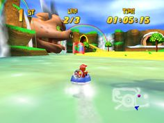 Diddy Kong Racing, maybe the most nostalgic game!