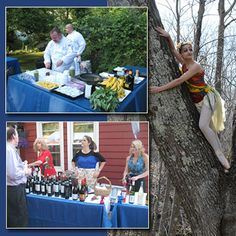 $35 for 2 tickets to the State Ballet of #RI Wine & Food Tasting