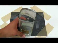 Como cortar una botella de vidrio cuadrada - YouTube Cutting Glass Bottles, Glass Cutter, Barbacoa, Bottle Crafts, Diy And Crafts, Tetra Pack, Wine Bottles, Craft Ideas, Youtube