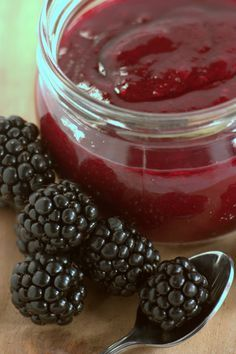 Blackberry Jam fragrance oil by Nature's Garden scents is a jam scent with notes of blackberries. Get this fruit fragrance at wholesale prices. Chutney, Jam Recipes, Sweet Recipes, Cooking Recipes, Marmalade Jam, Jam And Jelly, Healthy Cooking, Food Inspiration, Love Food
