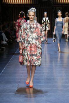 Dolce & Gabbana Summer 2016 Women Fashion Show   Dolce & Gabbana