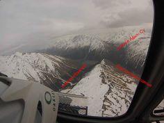 Caucasus. Kabardino-Balkaria. From left to right Baksan Gorge (center photo).