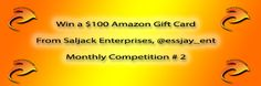 Win a $100 Amazon Gift Card {??} 10/23 via http://ift.tt/2dkLLBY sweepstakes IFTTT reddit giveaways freebies contests