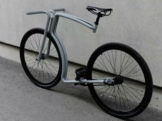 A bike for the minimalist, just what you need, nothing you don't. #ahhhnobrakes