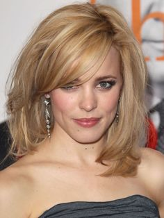Rachel McAdams at the 2010 premiere of 'Morning Glory'.