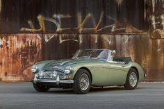 The Austin Healey 3000 has long been revered as the quintessential English Sports Car. Some would say that the E-Type could claim that, or even the MG but the reality is today what it was then, the…