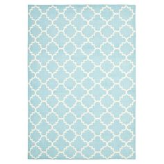 Catalina Rug in Light Blue at Joss & Main